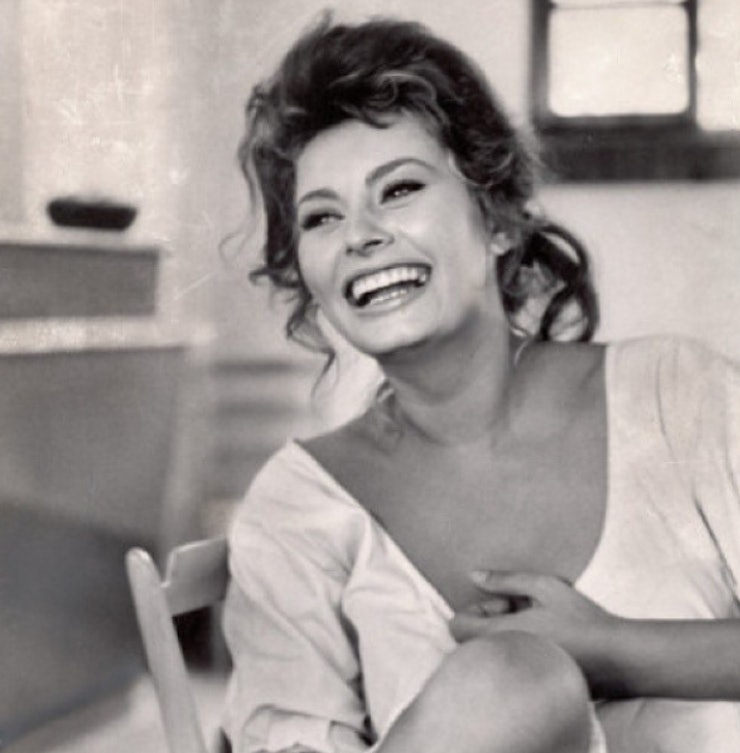 These Sophia Loren Style Quotes Remind Us That No Cry is ...