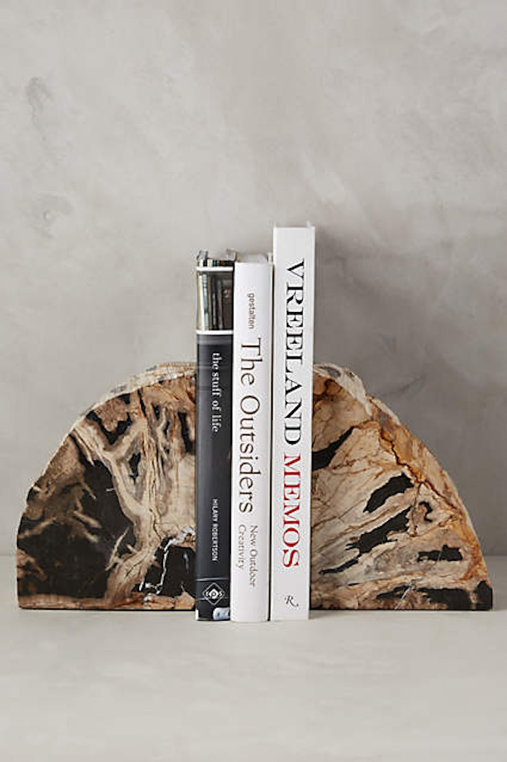 12 unique bookends to give your bookshelf some extra personality - Sturdy bookends ...