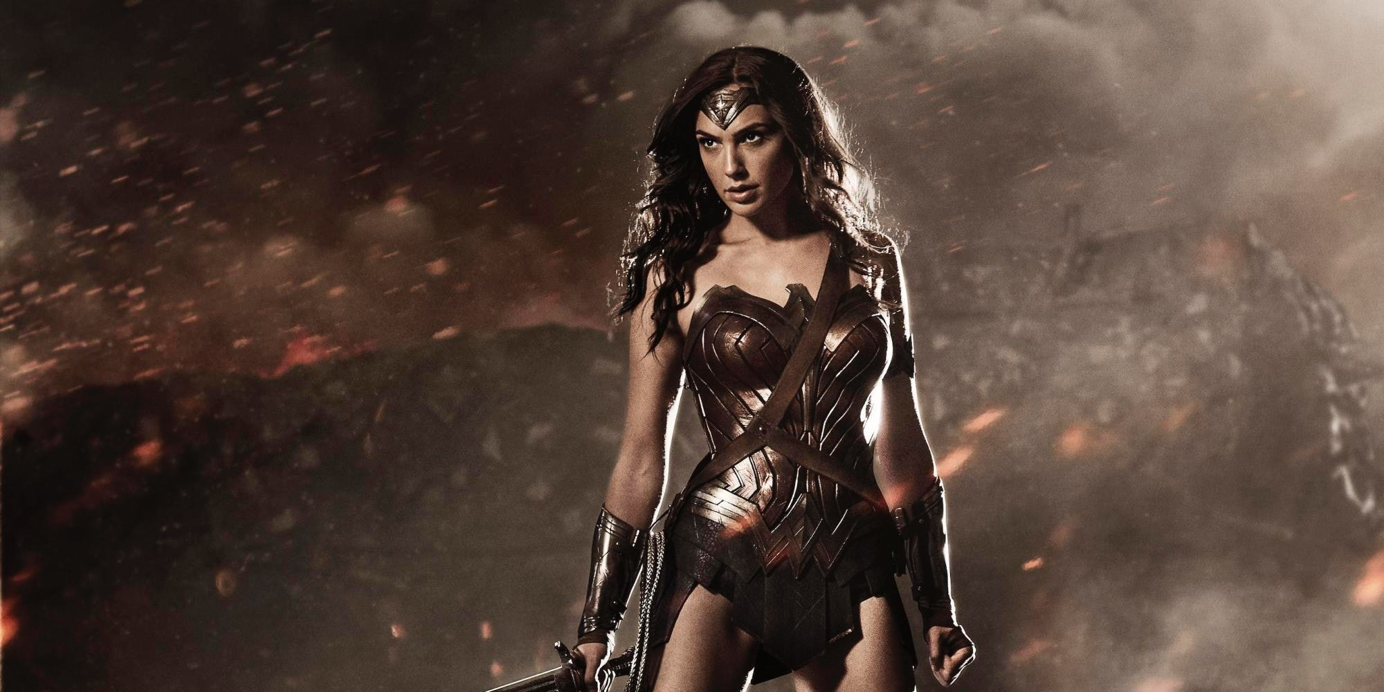 Gal Gadot addresses the issue of Wonder Woman's sexuality