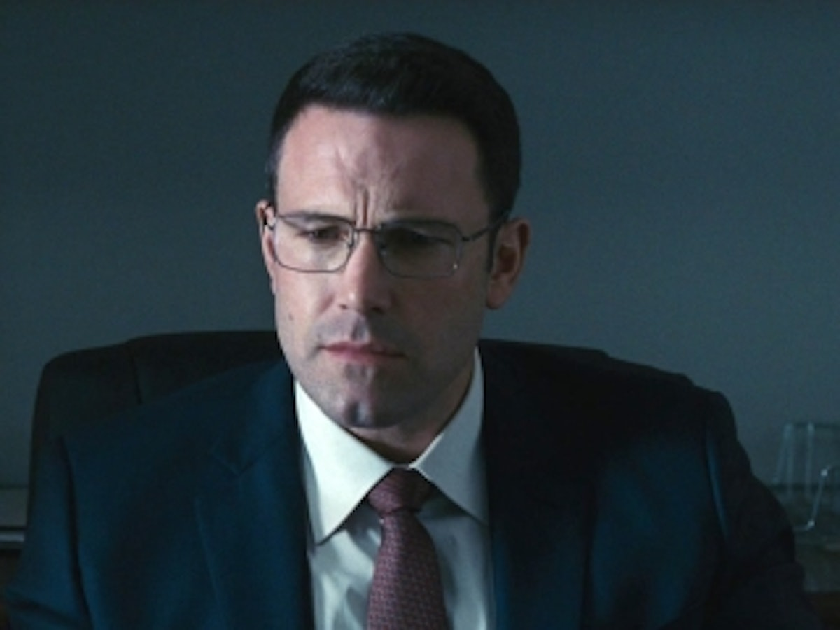 Is Ben Affleck's 'Accountant' Character A Real Person? He's Certainly Unique