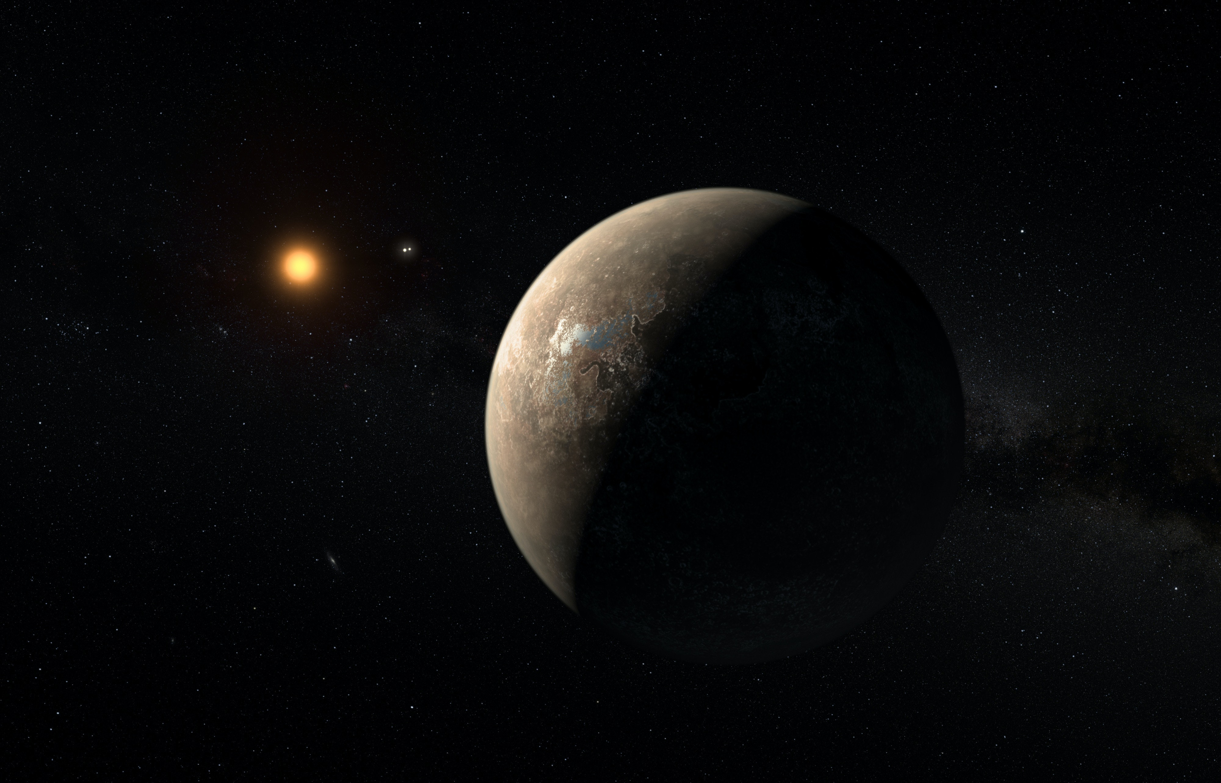 Astronomers Hope To Take The First Photo Of Earth 2.0