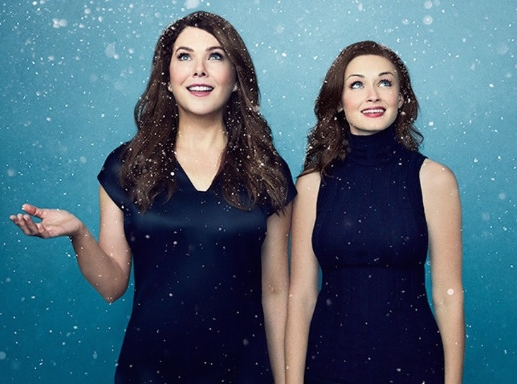 Gilmore Girls Release Four Posters for Upcoming Reunion Series