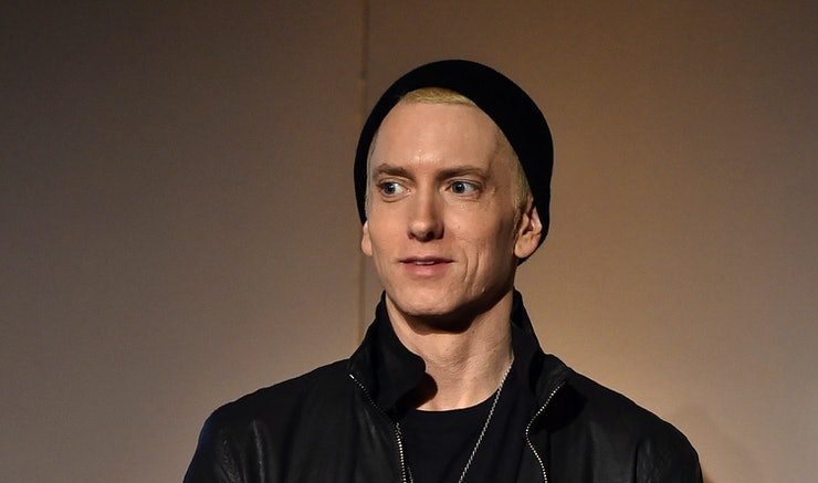 Should I do my speech on Eminem?