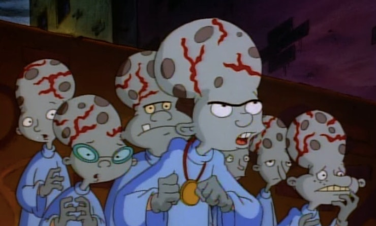 25 Cartoon Halloween Specials That You Grew Up With & Can Still ...