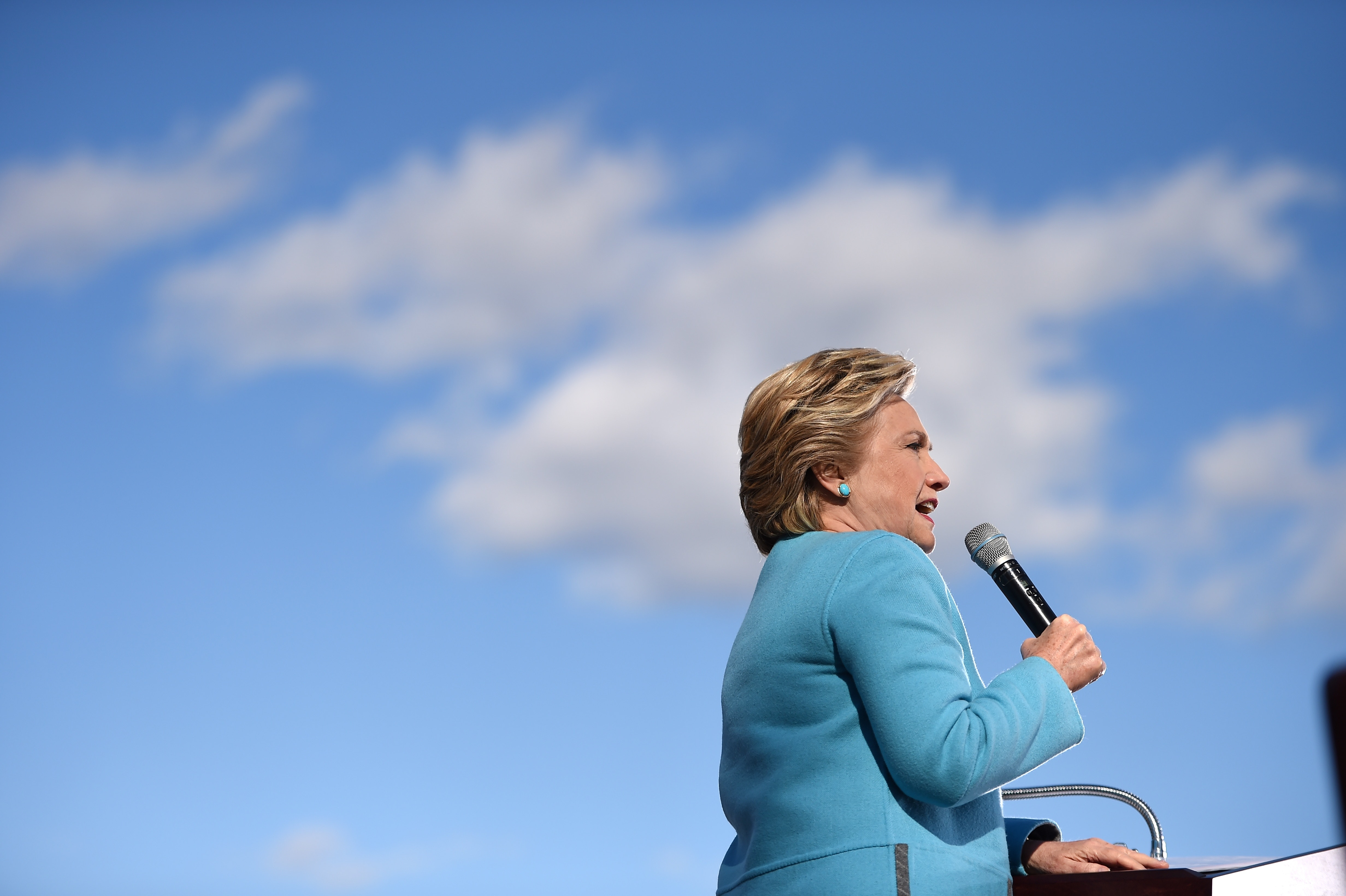 GfK Poll: Clinton lead fueled by increased enthusiasm