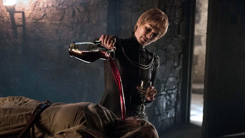 Cersei Lannister Game of Thrones season 6