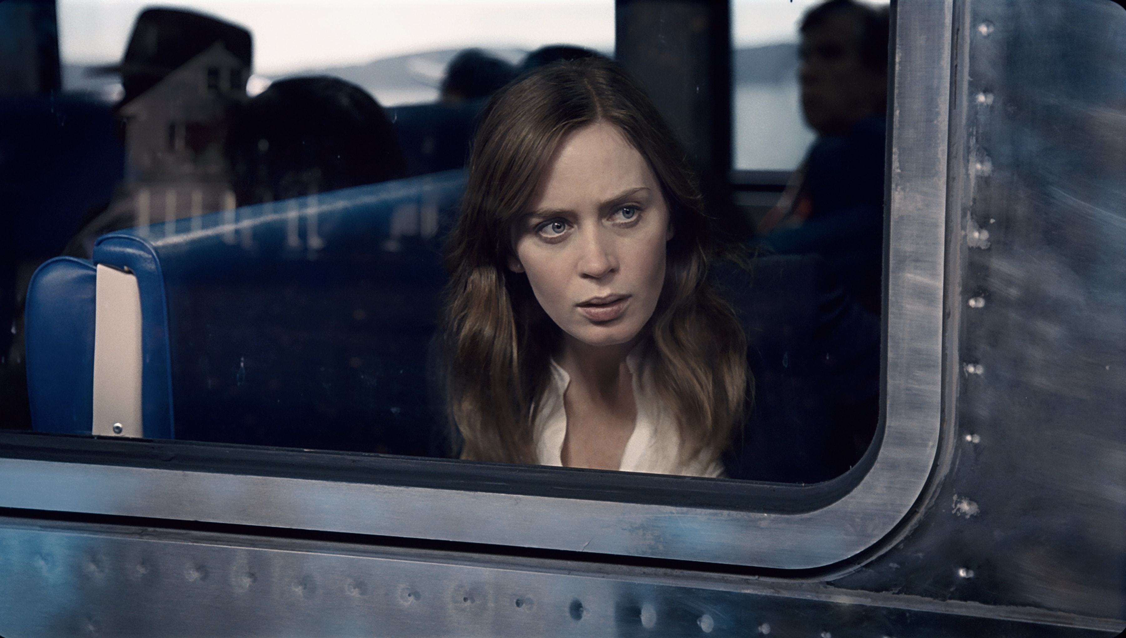 The Girl on the Train https://www.bustle.com/