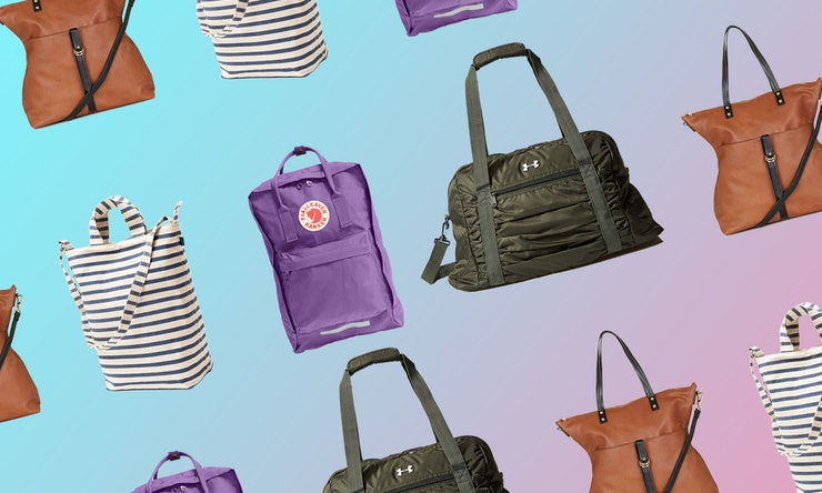 14 Work Gym Bags To Take From The Office Exercise Class