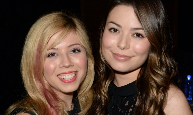 The 'iCarly' Cast Has A Mini Halloween Reunion & Their Costumes ...