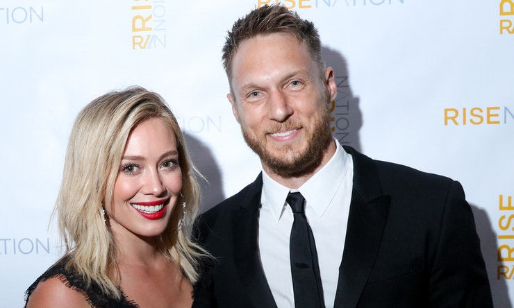 Hilary Duff & Jason Walsh's Couple's Halloween Costume Is Just The ...