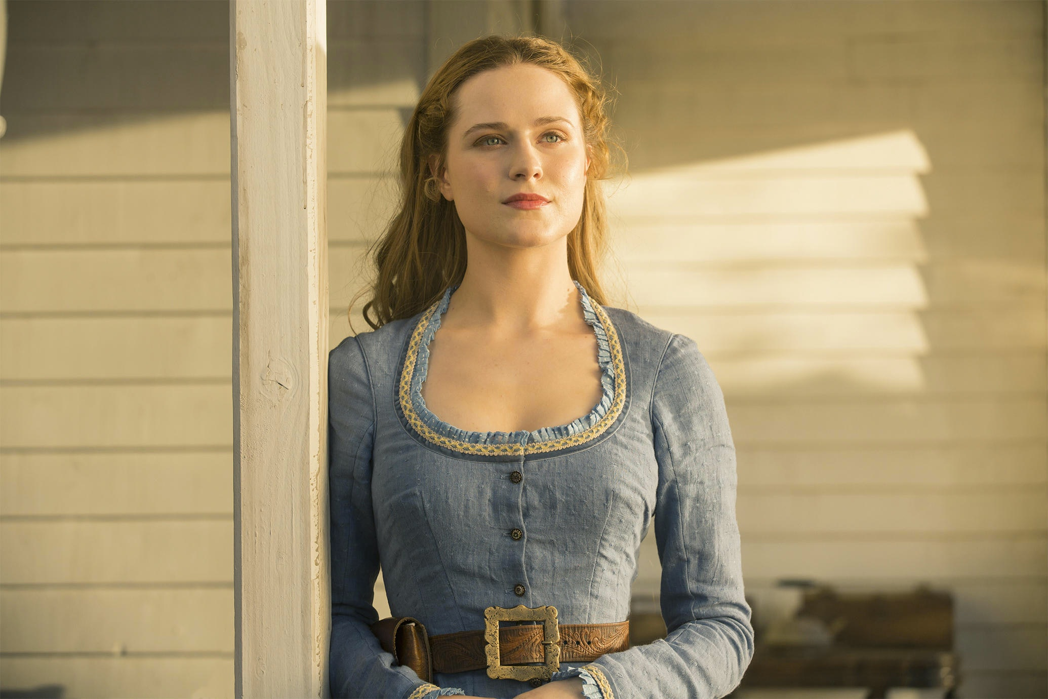 Golden Globes-EavnRachelWood-Westworld