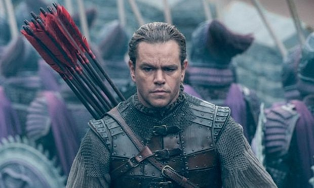 NYCC: New trailer for The Great Wall starring Matt Damon
