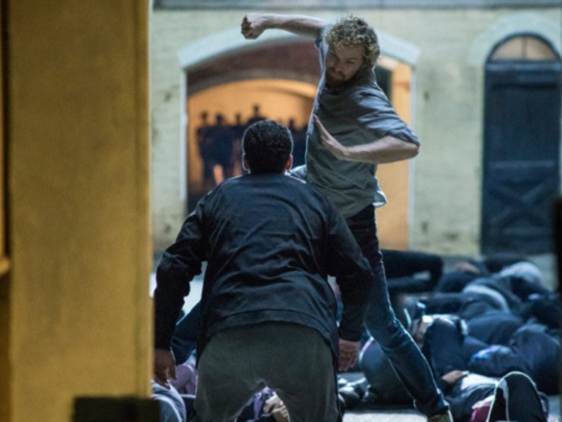 NYCC 2016: Netflix Releases First Trailer for Marvel's Iron Fist