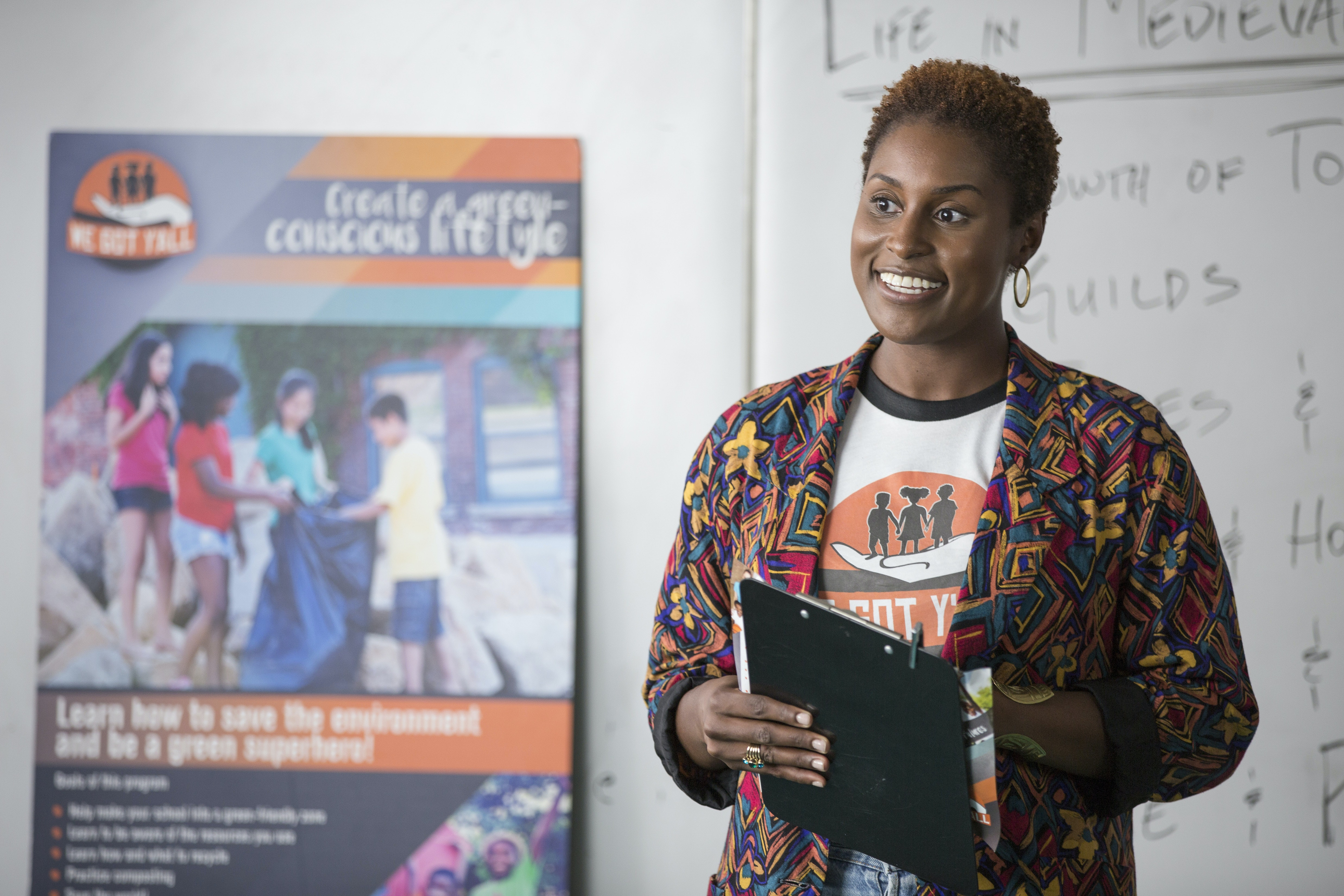 Issa Rae's 'Insecure' look at life in LA