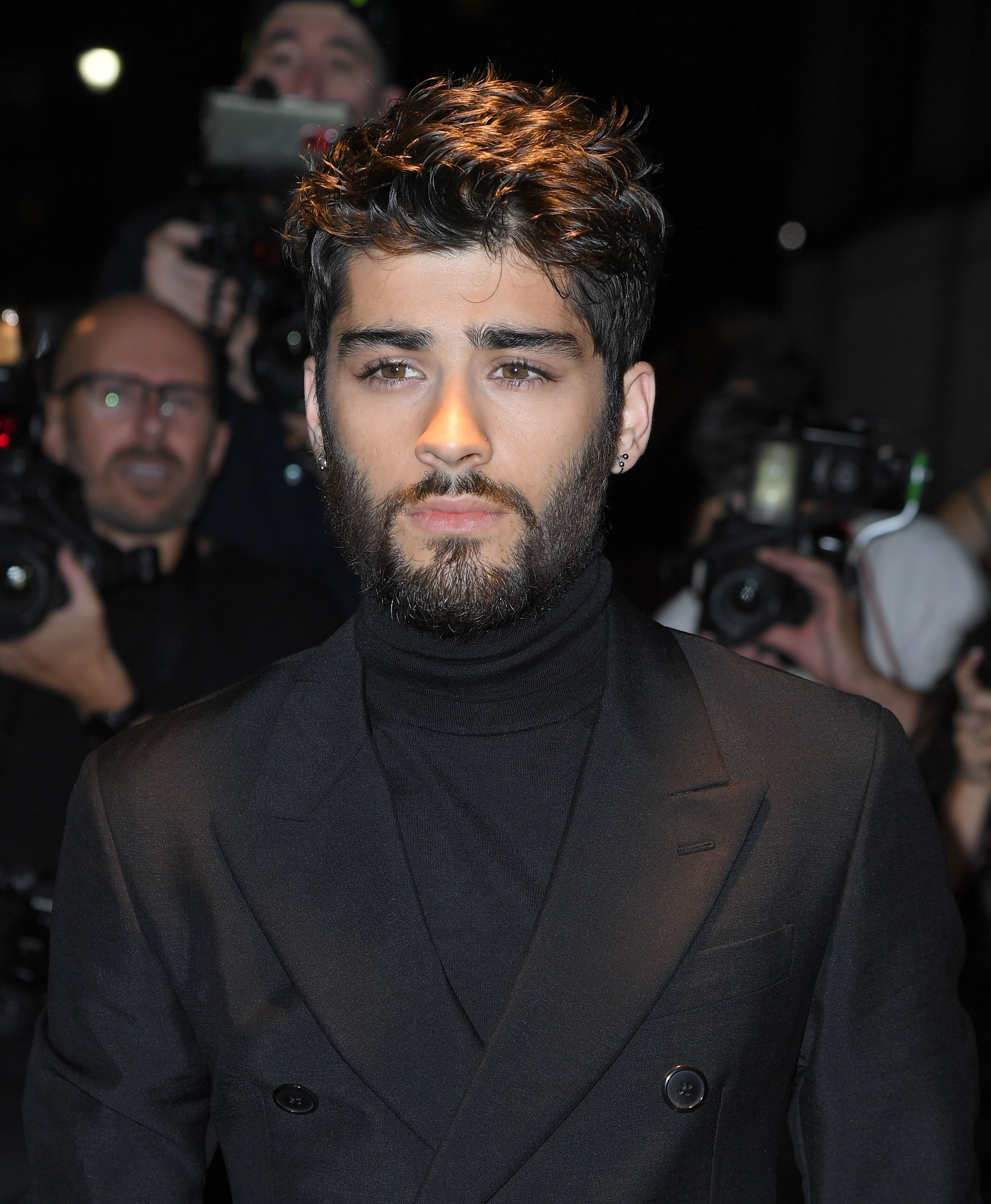 Zayn Malik opens up about his eating disorder battle