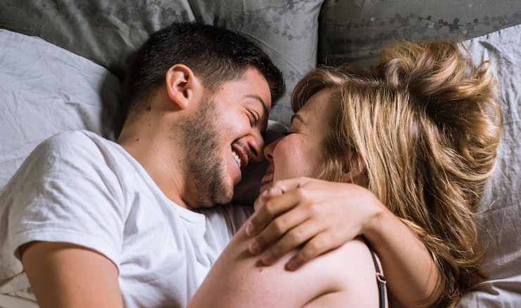how to build intimacy with a man