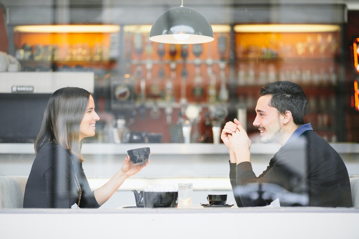 online dating meeting for coffee Your first tinder date should always be a coffee date by  carla ciccone  the coffee date 2 the coffee date  but the point is that everyone uses tinder—and a lot of online dating.