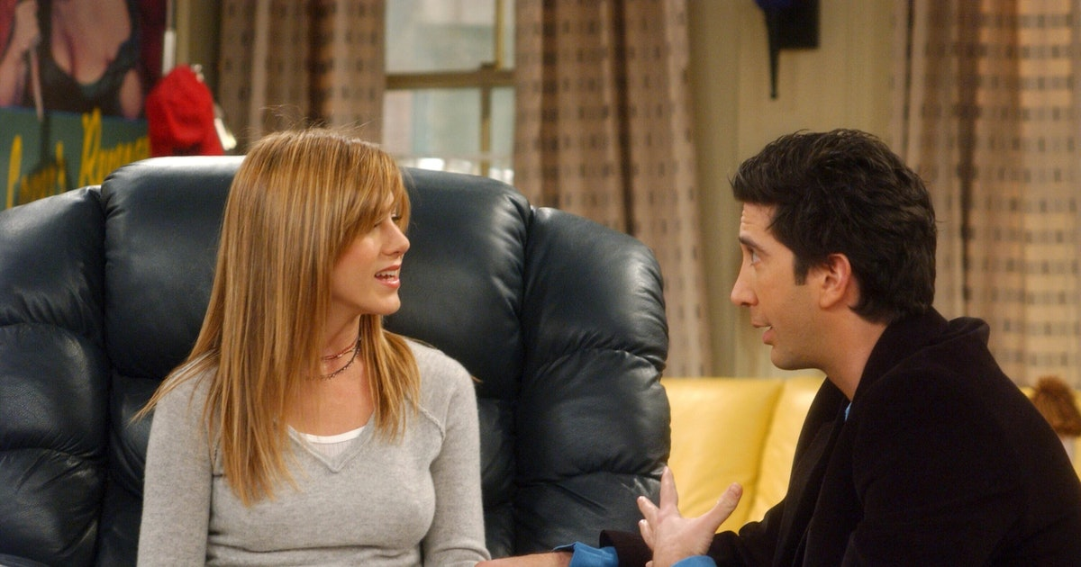 Friends The One Where Ross and Rachel You Know (TV Episode ) - IMDb