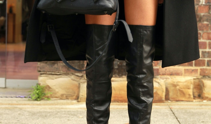 15 Best 2016 Over The Knee Boots To Shop, Because Thigh Highs Are ...