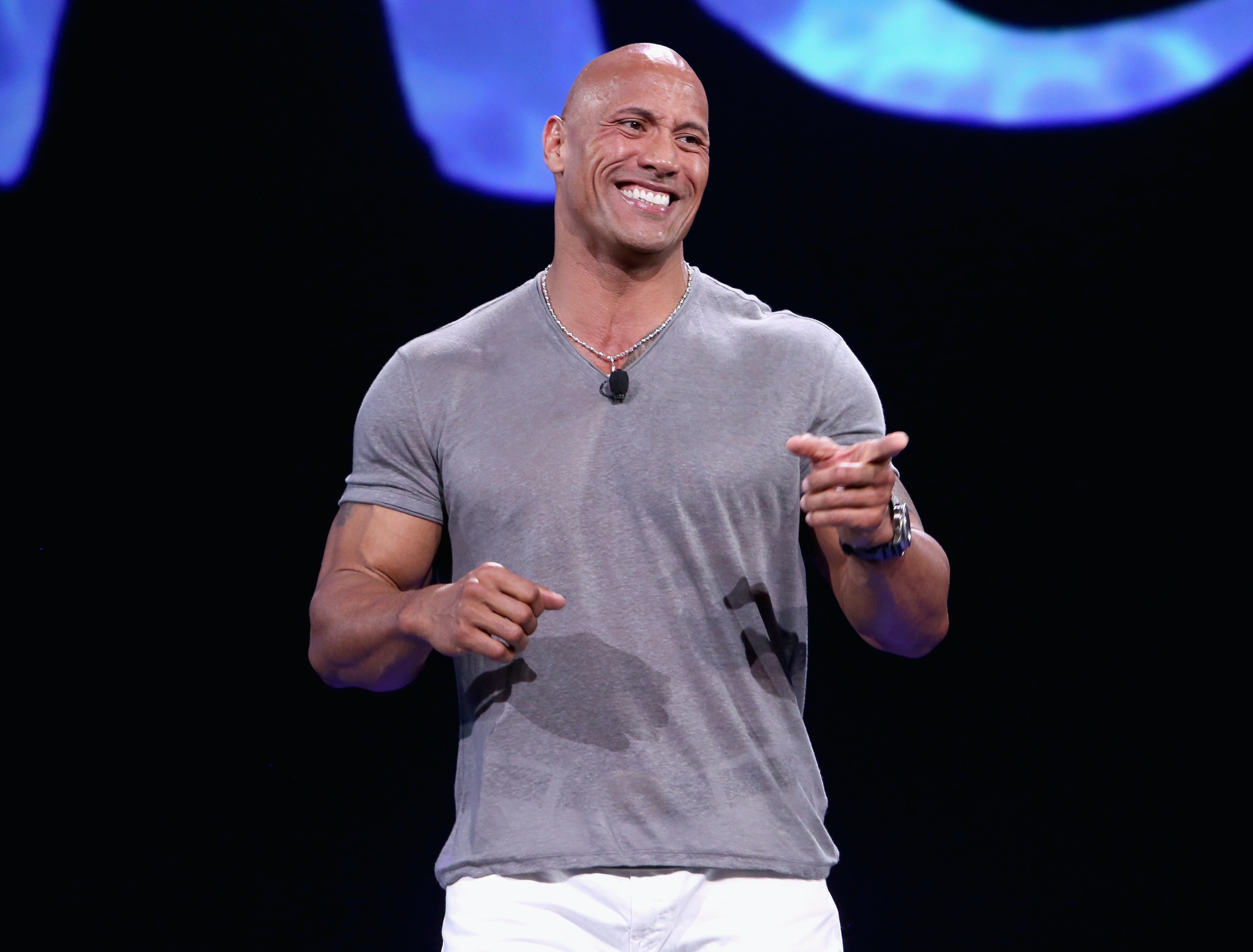 Dwayne 'The Rock' Johnson revealed as People's Sexiest Man Alive 2016