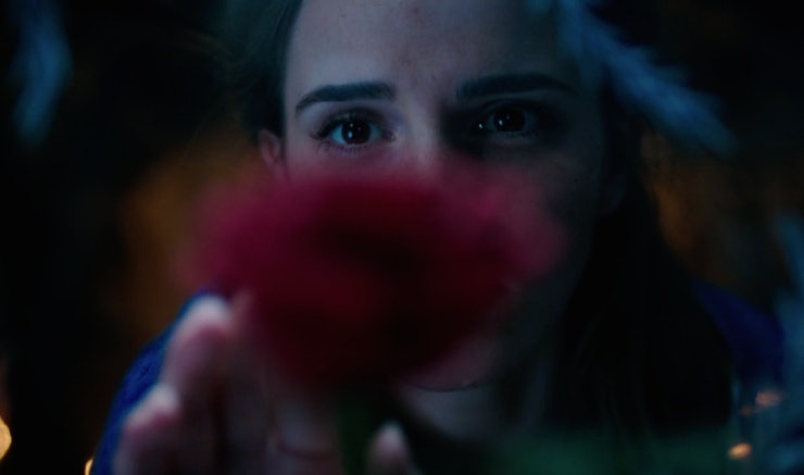 The Beauty and the Beast Trailer Shatters Records