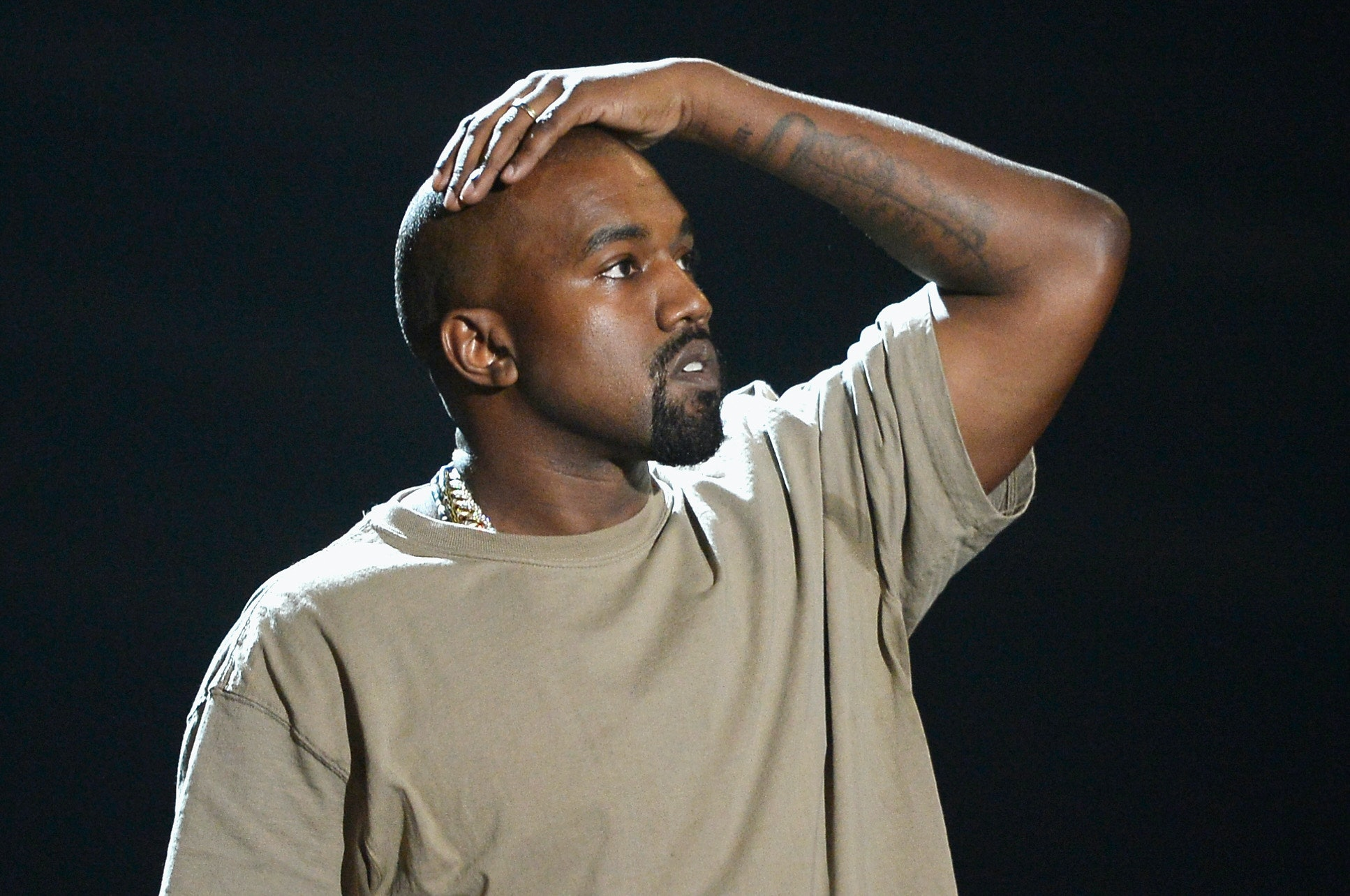 Kanye West angers fans by saying he 'would have voted for Trump'