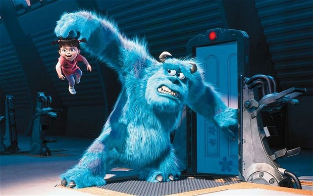 Monsters Inc 3 may see Boo as an adult