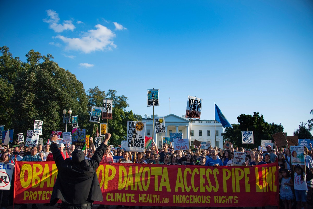 Thumbnail for Support The Dakota Pipeline Protests This Thanksgiving In 5 Ways