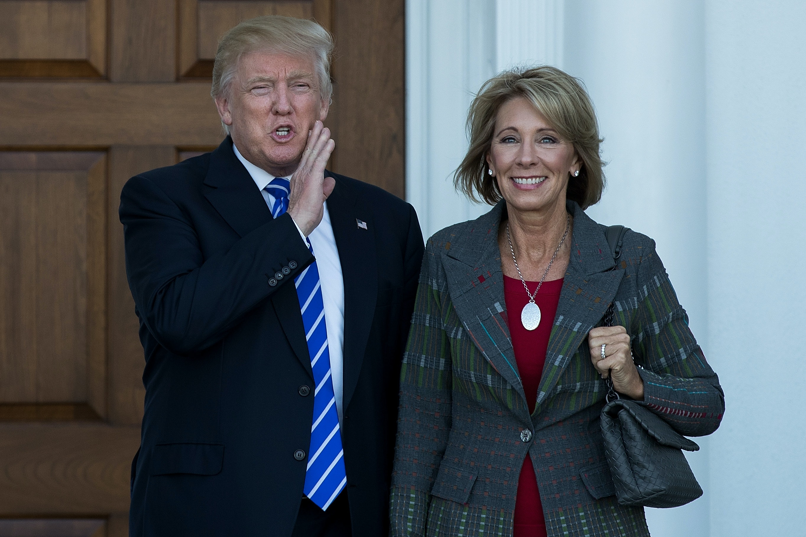 What We Know About Betsy DeVos' Views on Education