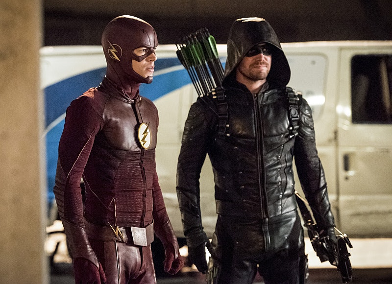 The CW's Super Four-Show Crossover Now Has a Super Extended Trailer