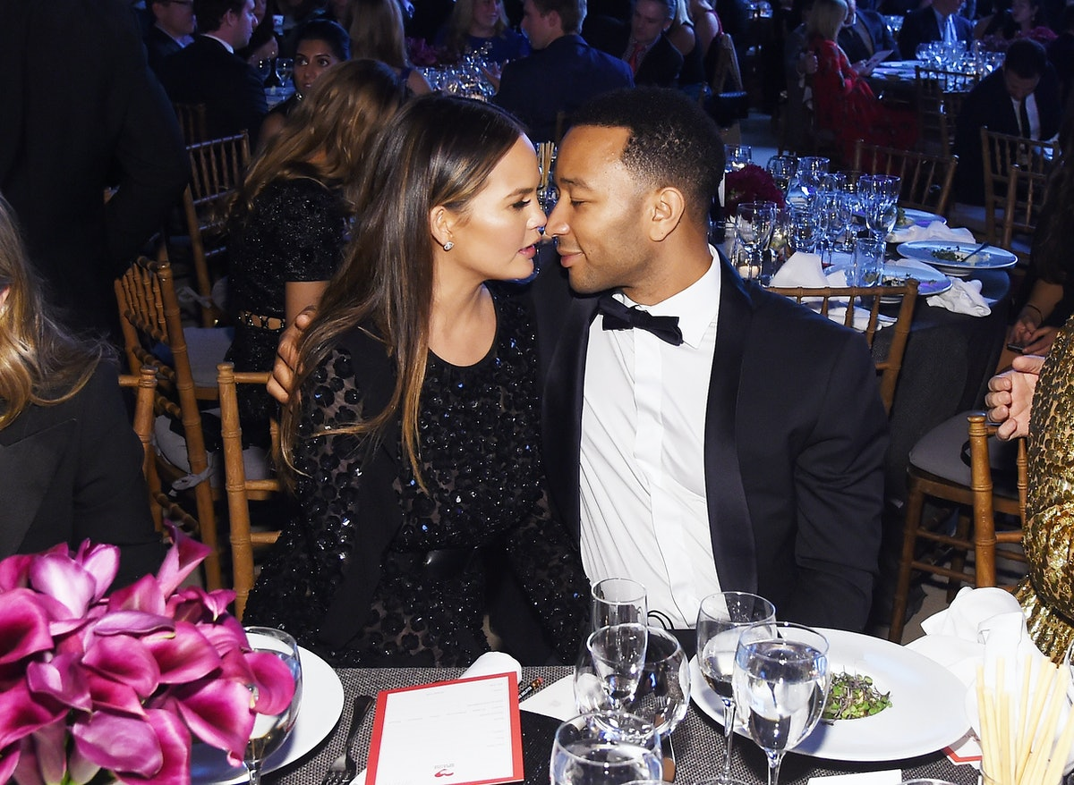 Chrissy Teigen & Baby Luna Are In John Legend's New Music Video, So Prepare To Be Emotionally Compromised