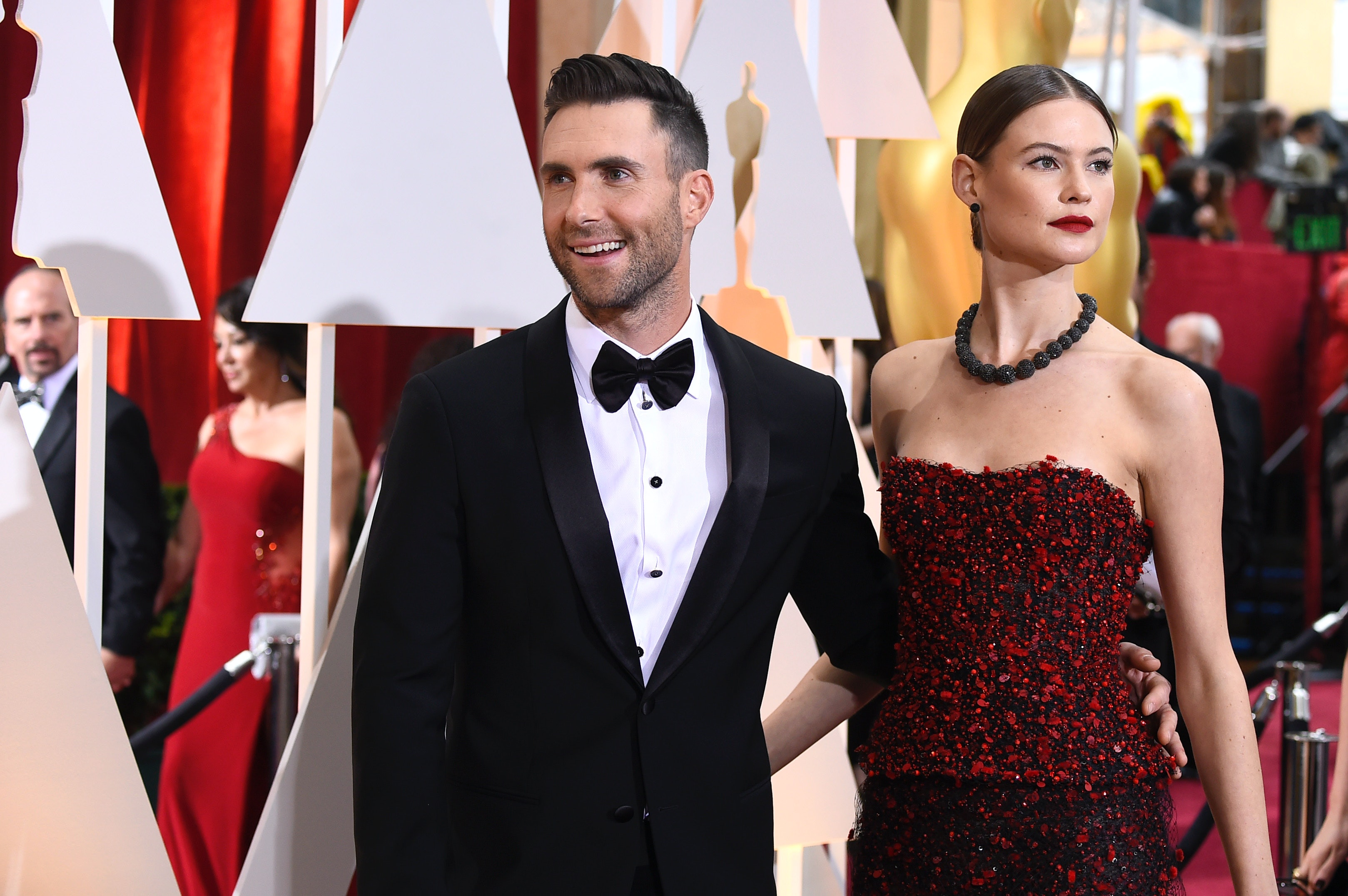 Why Adam Levine Named His Daughter Dusty Rose