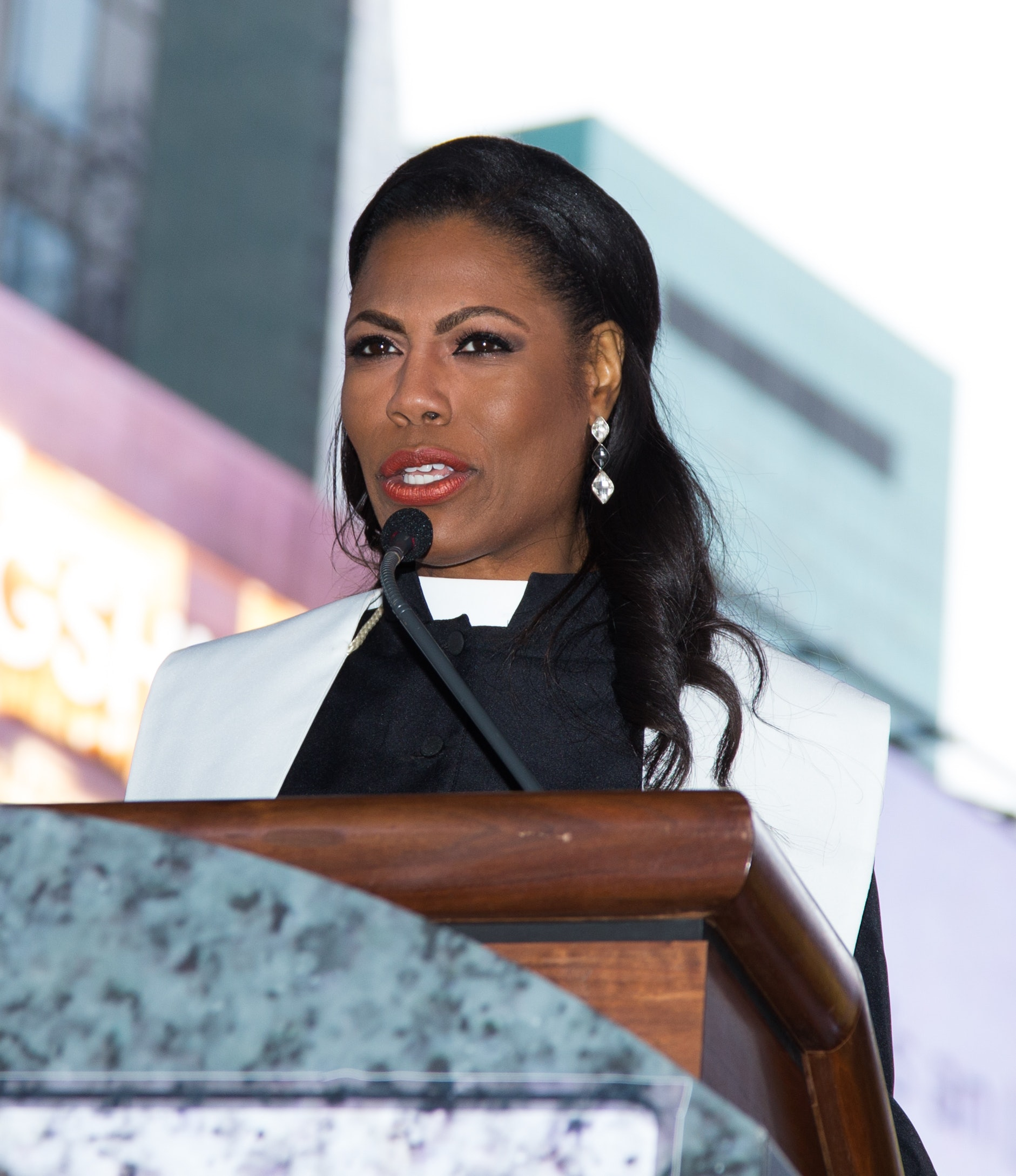 Donald Trump Has Written Concession and Acceptance Speeches, Adviser Omarosa Manigault Reveals