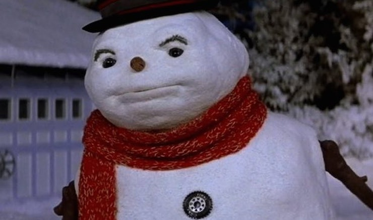 'Jack Frost' The Family Movie Is More Disturbing Than ...