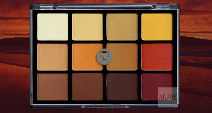 Whatu0026#39;s In Viseartu0026#39;s Shadow Palette 10 Warm Mattes? Theyu0026#39;re Buttery Soft U0026 Super Neutral U2014 PHOTOS