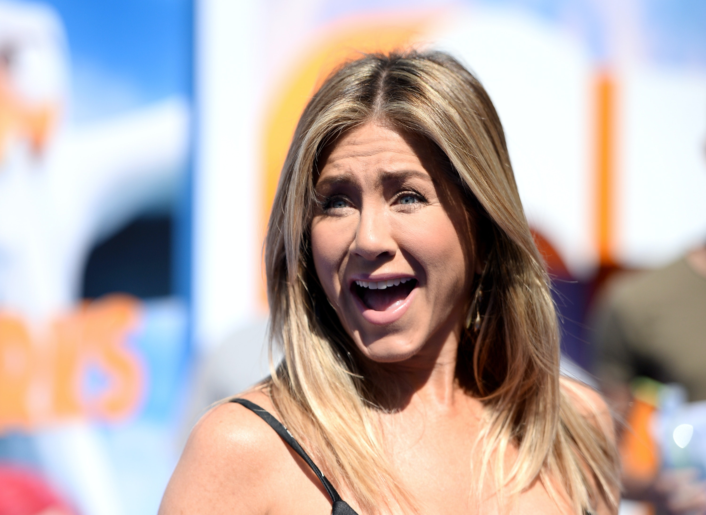 Jennifer Aniston Tells Rachel Green Impersonator To 'Move On'