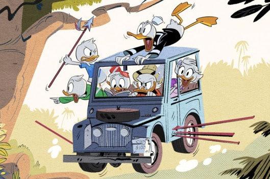 DuckTales: Animated Reboot Series Coming Summer 2017