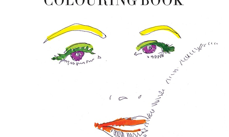 The Vogue Coloring Book Is Everything You Want For