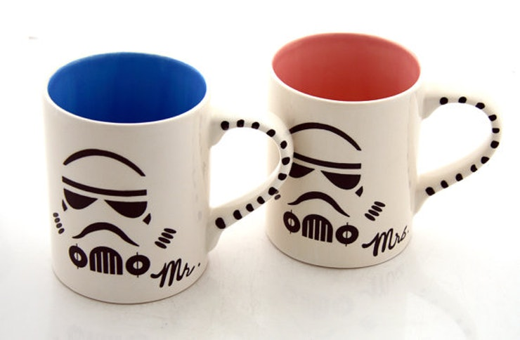 16 'star wars' valentine's day gift ideas for nerdy couples, Ideas