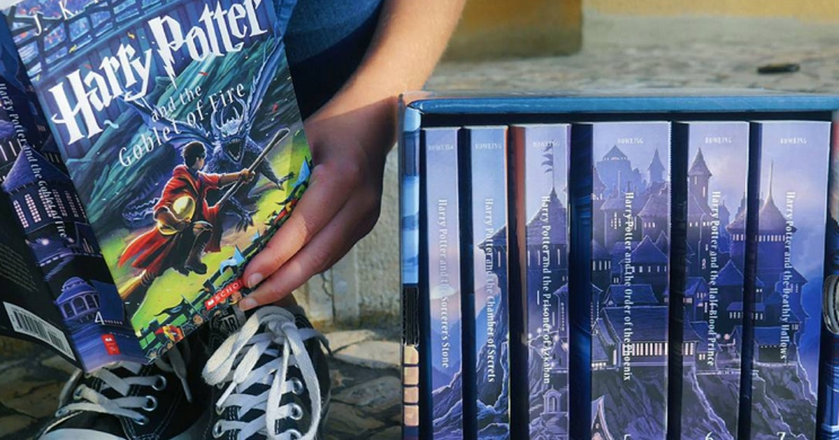 An essay about my favourite book harry potter