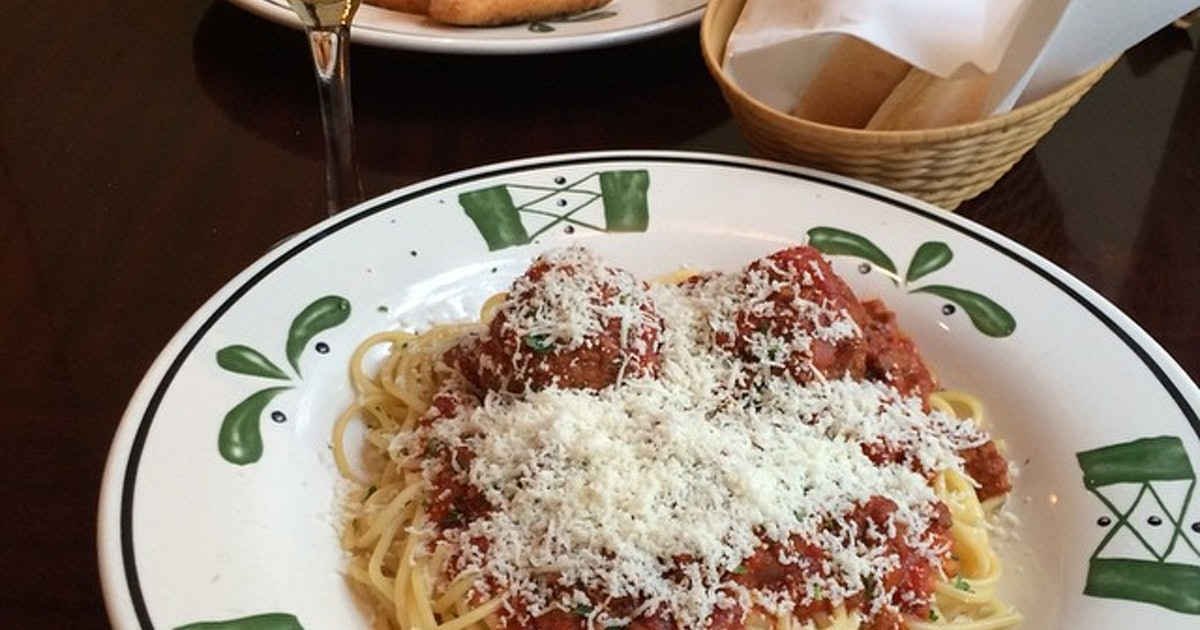 North Carolina Man Alan Martin Used His Olive Garden Pasta Pass Twice A Day For The Last Six Weeks