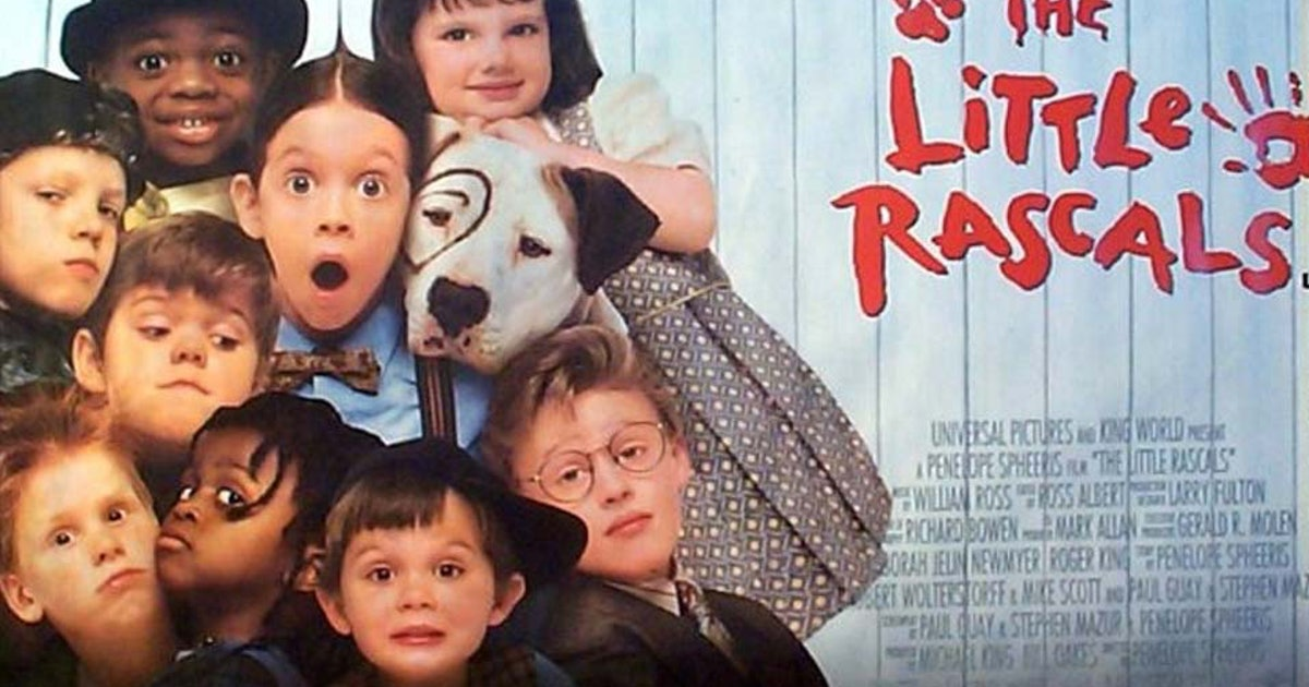 'Little Rascals' 20th Anniversary Reunion Puts All Other ...