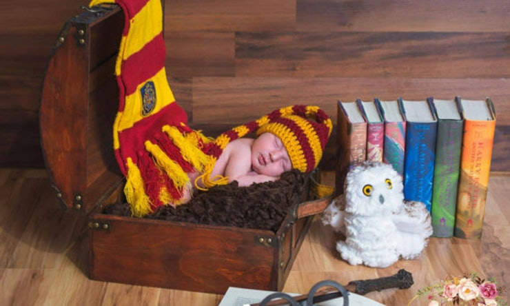 16 Harry Potter Baby Gifts To Adorably Nerd Up Your