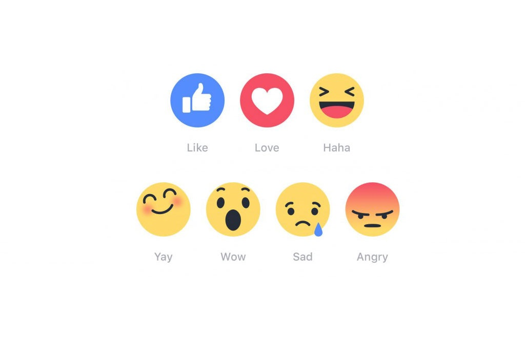 what do facebook reactions u0026 39  faces mean  here u0026 39 s the perfect time to bust out each emoji