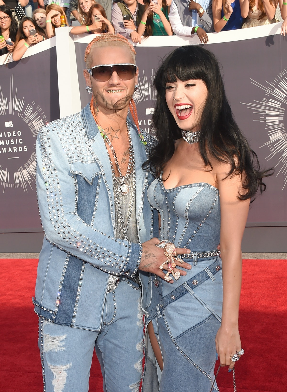 riff raff dating katy perry (getty images)katy perry and riff raff went tacky for the mtv video music  awards on  for those wondering, no katy and raff aren't dating.