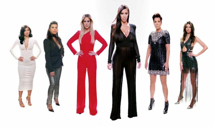 See all the looks in the 39 keeping up with the kardashians for What s up with the kardashians