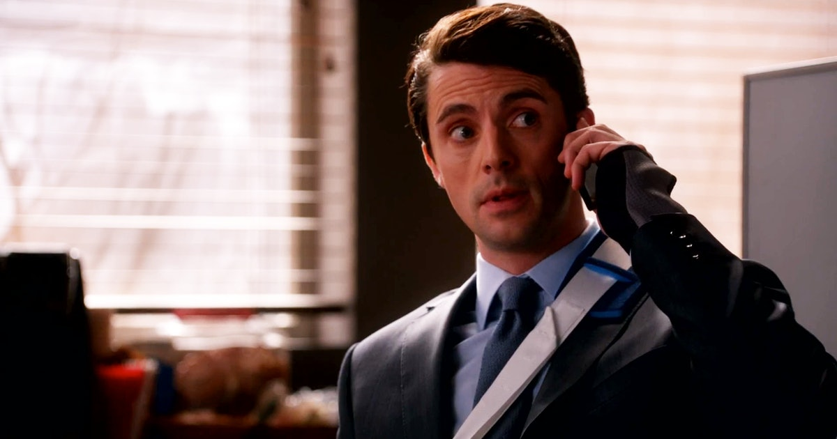 The Good Wife S Finn Polmar Is The Best Thing To Happen