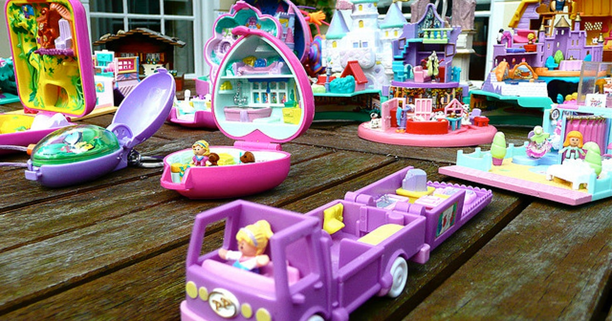 How Much Is Polly Pocket Worth? We Found Out What 9 Polly ...