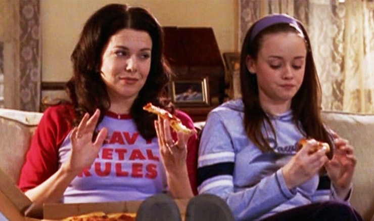 Image result for lorelai gilmore girls messy gifs