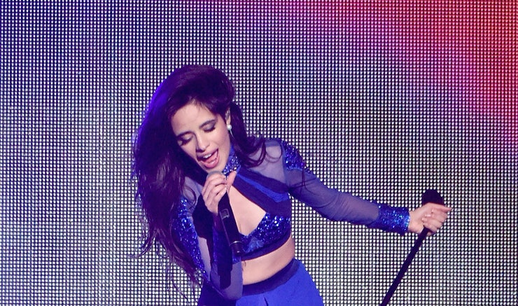 Who is camila dating